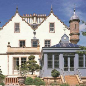 Exterior photo of Bonnington House
