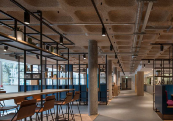 Interior photo of The Cafe ECA