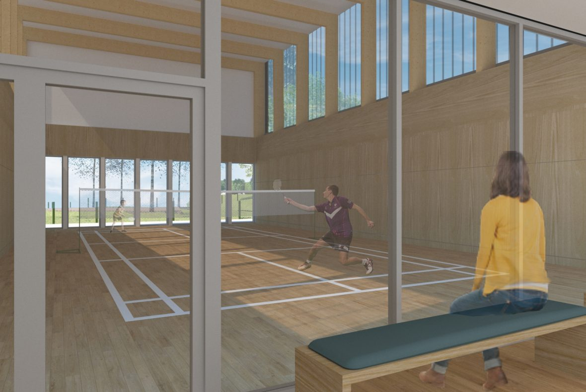 Sports Hall Final Render 2